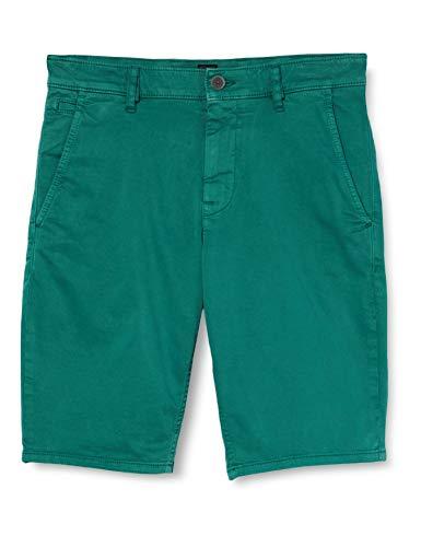 BOSS Herren Schino-Slim Shorts, Grün (Medium Green 311), W33(Herstellergröße: 33)