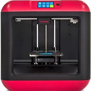 WOL3D Flashforge Finder 3D Printer with WITH 1 FILAMENT FREE, Cloud, Wi-Fi, USB for Education and Family Use with 6 Filame...