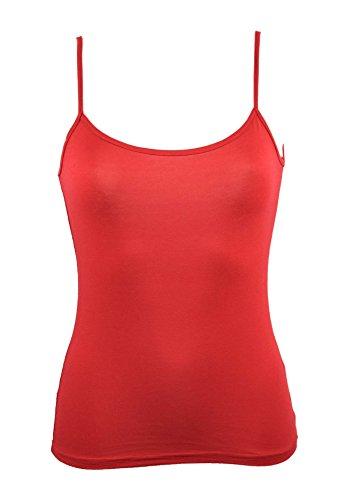 Miss Rouge - Camiseta sin Mangas - Camisetas - para Mujer