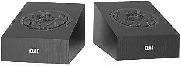 ELAC Debut 2.0 A4.2 Dolby Atmos Modules, Black