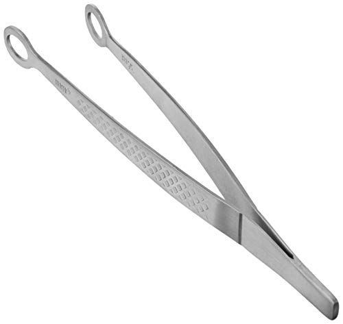 Mercer Culinary Precision Plus Tong – Piatto Ovale fine, 6 1/8,' Non applicabile