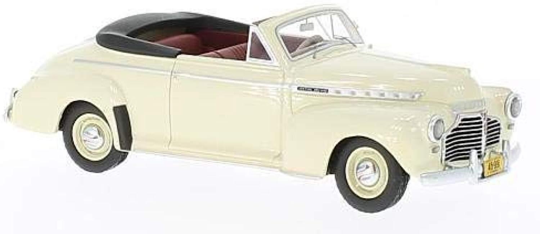 Chevrolet specialee De Luxe converdeibile, Beige, 1941, modellolino Auto, modellololo finito, Neo, 1 43