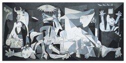 Educa Serie Miniature Panorama. Gernica, Pablo Picasso Adulti. Il Puzzle da 1000 Pezzi più Piccolo del Mondo. RIF. 14460, Colore Various