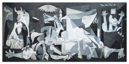 Educa Borras - Serie Miniature, Puzzle 1.000 piezas, Guernica, Pablo Picasso (14460)