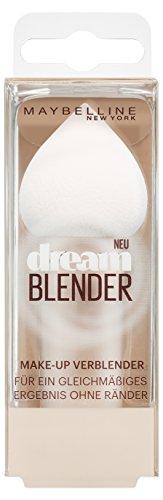 Maybelline New York Dream Blender / Verblender für eine ebenmäßige und präzise Verteilung von Make-Up, inkl. Stiel-Applikator, 1 Stück