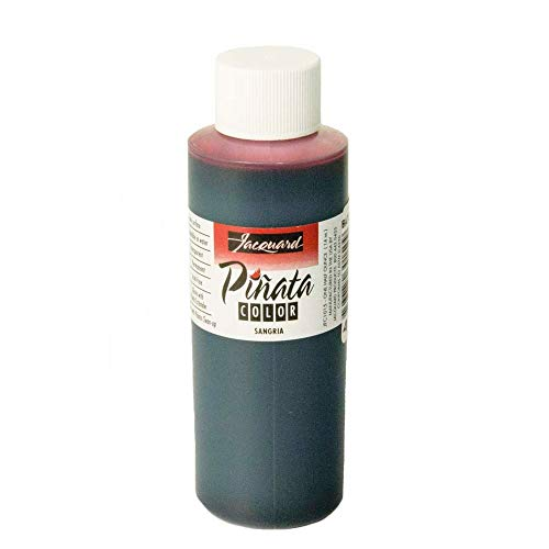 Jacquard : Piñata : Alcohol Ink : 4oz (118ml) : Sangria Maroon 015 : Ship By Road Only