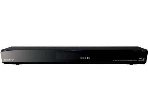 ソニー HDD 500B搭載BD/DVDレコーダー BDZ-EW510