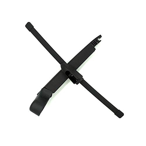 Jaguar Rear Wiper Arm and Blade, SEMOLTO Rear Windsheild Back Wiper Arm And Blade with Cover Set For Jaguar F-PACE
