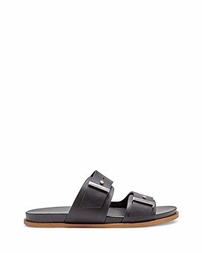 1.STATE Women's Ocel Dual Strap Sandal, Black 5.5 B(M) US