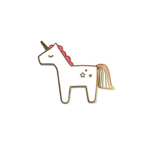 Black Jaguar Einhorn Pin | Einhorn Anstecker | Einhorn Geschenke | Einhorn Sachen | Einhorn Enamel Pin | Unicorn Pin | Einhorn Schmuck
