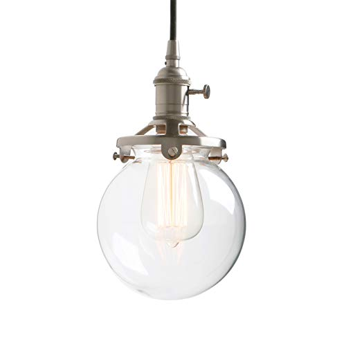Permo Vintage Industrial Pendant Light Fixture Mini 5.9