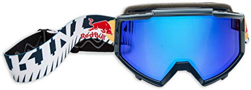 Kini Red Bull Crossbrille Revolution Blau