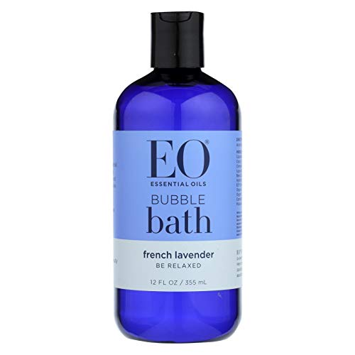 Eo, Bubble Bath French Lavender With Aloe, 12 Fl Oz