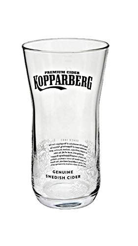 Kopparberg Cider-Glas, Pint.