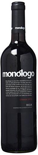 Monologo - Vino tinto crianza - botella 75 cl. D.O. Rioja