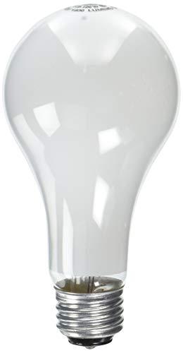 Ge 97493 3-way 30/70/100-Watt, A21 Light Bulb with Medium Base, Soft White, 3-Pack