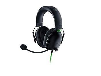 Razer BlackShark V2 X Gaming Headset  7.1 Surround Sound Capable - 50mm Drivers - Memory Foam Cushion - for PC PS4 Nintendo Switch - 3.5mm Headphone Jack - Classic Black  Renewed