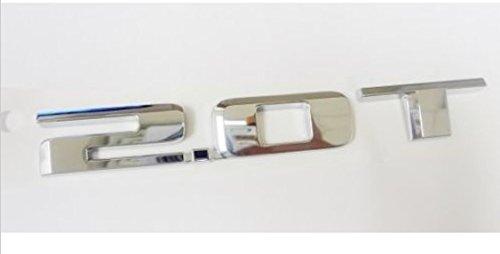 GM FACTORY CADILLAC CTS ATS 2.0T CHROME EMBLEM