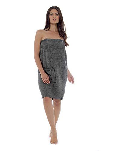 CityComfort Toalla Mujer 100% algodón paño SPA Suave