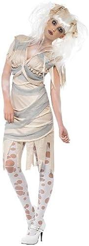 comprar nuevo barato Smiffy's Disfraz de momia momia momia para mujer, Talla S (23142S)  todos los bienes son especiales