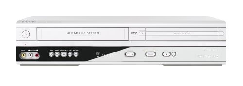 Lowest Prices! Philips DVP620VR Progressive Scan DVD / VCR Combo