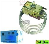 Unbekannt Thermostat K59-H1303 Ranco VI109 Ranco Servicekühlthermostat, für Kühlmöbel mit automatischer Abtauung