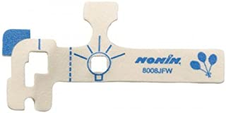Nonin Medical 8000JFW FlexiWrap SpO2 Sensor-Adulto, 25/bolsa
