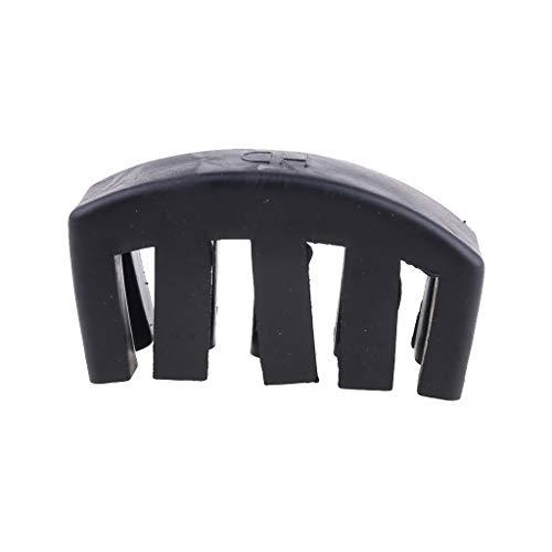 S-TROUBLE Silenciador IRIN, 5 Garras para Violonchelo, para Violonchelo de tamaño 4/4, Control de Volumen, Accesorios de Goma para Practicar Violonchelo