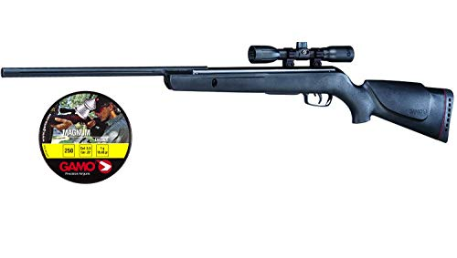 Gammo Varmint .177 Air Rifle & .177 Gamo Magnum Pellet Bundle