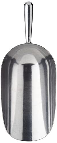 Kerbl 29798 - Paletta in Alluminio, 2500 g, Forma Rotonda