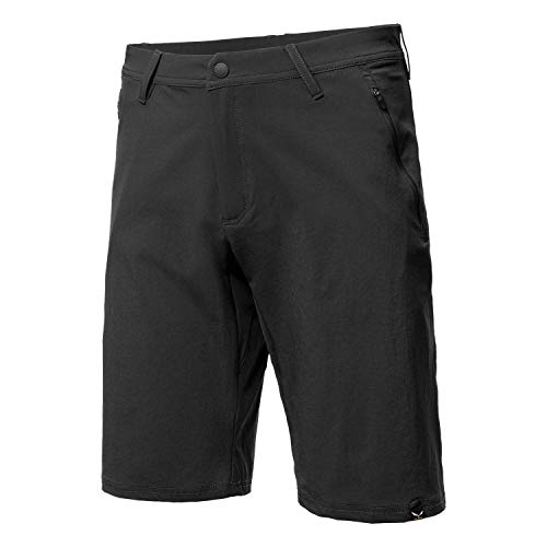 Salewa Herren Shorts Talveno DST M Shorts, Black Out, 52/XL, 00-0000027064