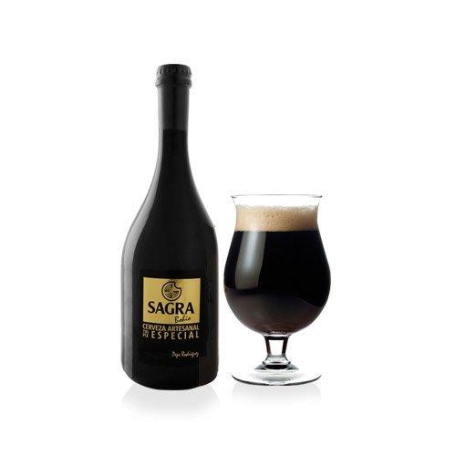 Sagra Bohío - Cerveza negra artesana edición limitada