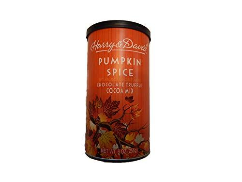Harry & David Pumpkin Spice Chocolate Truffle Cocoa Mix