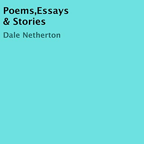 Poems, Essays, & Stories audiobook cover art