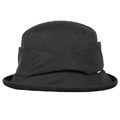 Chapeau de pluie femme - Noir - Taille unique