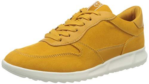 Tamaris Damen Sneaker 1-1-23625-26 609 gelb normal Größe: 37 EU