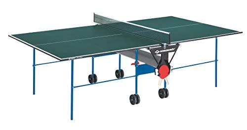 Schildkröt Tischtennisplatte Joker Indoor, 838542, Grün, One Size