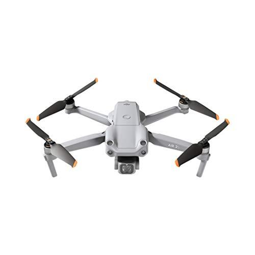 """DJI Air 2S Drone Quadcopter, Gimbal a 3 Assi con Fotocamera, Video 5.4K, Sensore CMOS 1"""", Rilevamento Ostacoli in 4 Direzioni, 31 min di Volo, Trasmissione 12km FHD FCC, MasterShots, Grigio"""