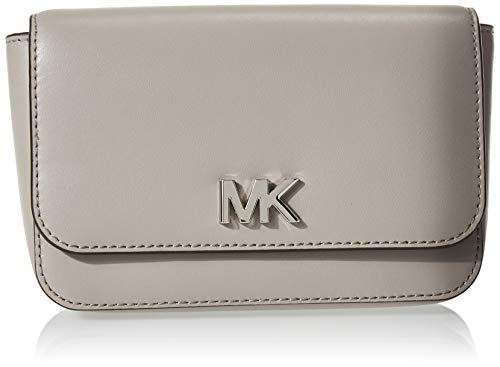 MICHAEL Michael Kors Mott Belt Bag Pearl Grey One Size