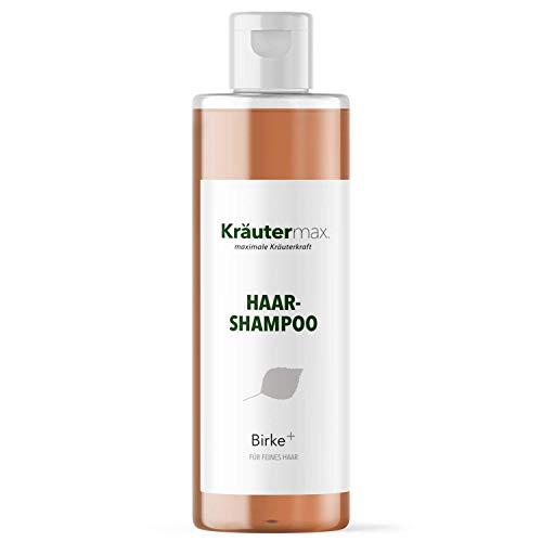 Birkenshampoo Haare Birke Shampoo Haarshampoo zur Haarpflege 1 x 250 ml