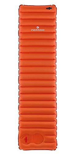 Ferrino Swift, Materassino Gonfiabile Arancione, 200x60 cm