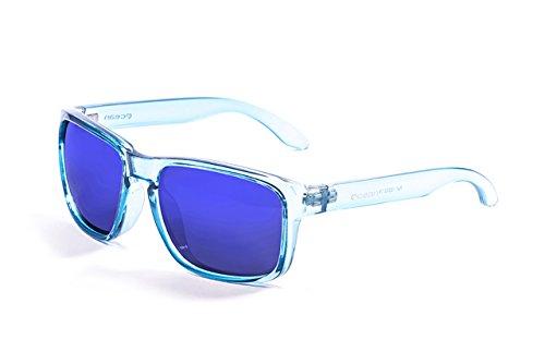 Ocean Sunglasses - Blue Moon - lunettes de soleil polarisées - Monture : Bleu Transparent - Verres : Revo Bleu (19202.19)