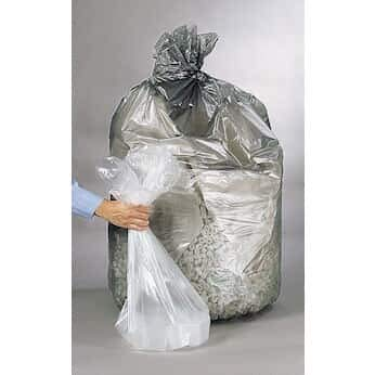 High-Molecular Weight HDPE Bags Clear gal; 5% OFF 500 Tulsa Mall 30 Pk