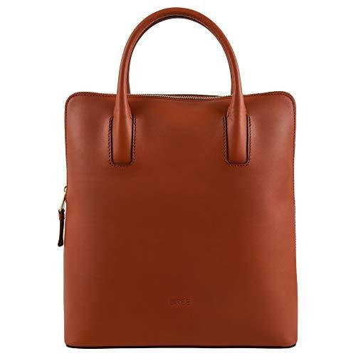 BREE Cambridge 18 whisky - Tasche auch als Rucksack tragbar