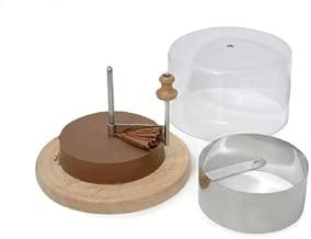 Swissmar Girouette for Cheese & Chocolate Curler, S3300