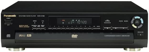 Panasonic DVD-CV50 5-Disc DVD Player
