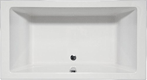 Read About Americh VO7236ADATA2-WH Vivo 7236 ADA Drop In Tub with AirBath II System