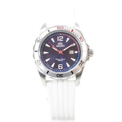 Orient Deep Diver – Reloj deportivo para mujer (mecanismo de cuarzo,
