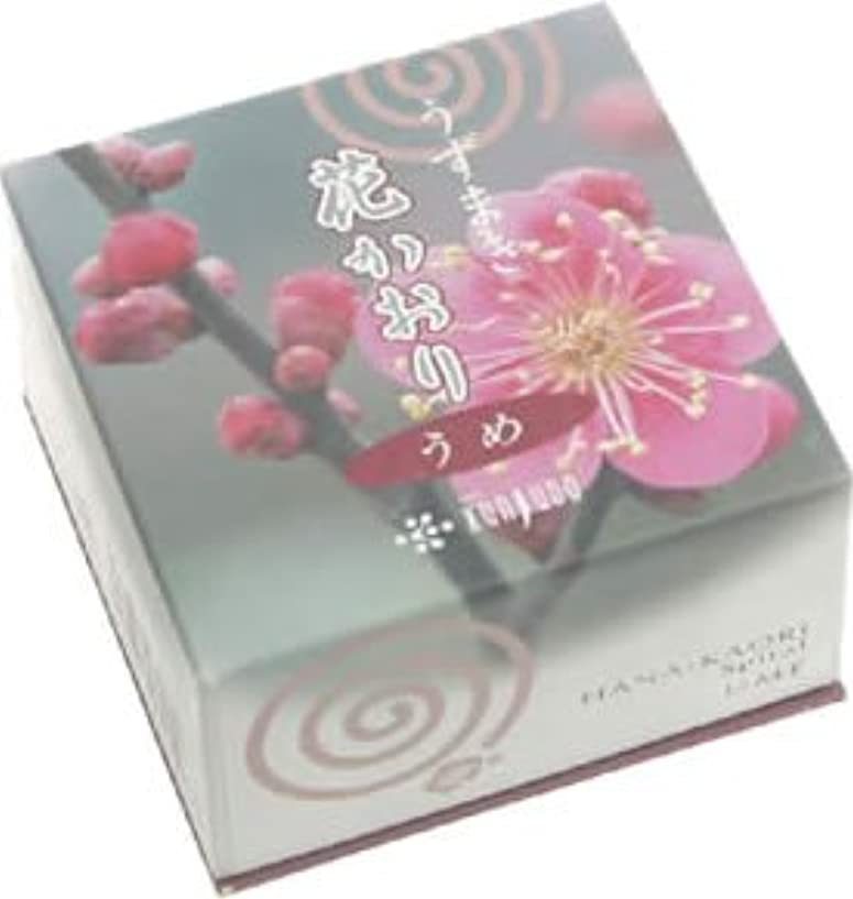 スプーンブランド名チキン花かおり(うずまき)梅 #460