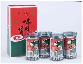大野海苔4本入り 味付のり便利な卓上タイプ! 徳島で人気の名産品!